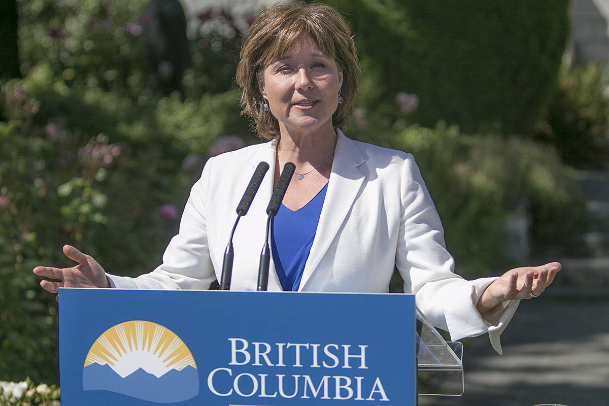 BC Liberals expect defeat Thursday, but want to pass campaign finance law